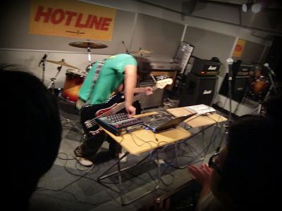 奈良店 HOTLINE2010 8月 COLON エレクトロ 打ち込み