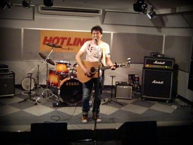 HOTLINE2010 奈良店 月間推薦アーティスト ダニエル浅田