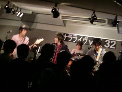 島村楽器 奈良店 vivid scar-1 ライブ ナラライヴ