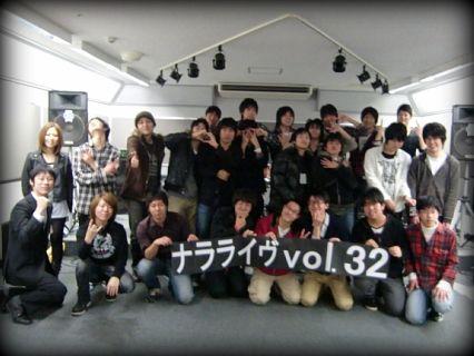 島村楽器 奈良店 バンド ライブ ナラライヴ 集合写真