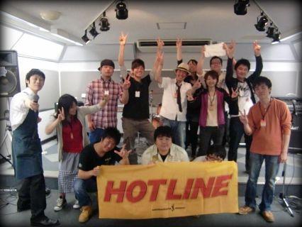 奈良店HOTLINE2011 5月店大会 集合写真