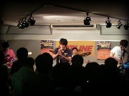 島村楽器 奈良店 HOTLINE2011 ライブ バンド fource