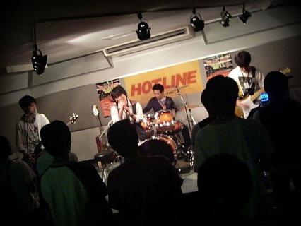 島村楽器 奈良店 HOTLINE2011 ライブ バンド ジュンメスタ
