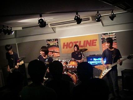 島村楽器 奈良店 HOTLINE2011 ライブ バンド 87.