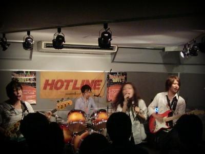 島村楽器 奈良店 HOTLINE2011 ライブ バンド APSEMALY