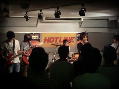 島村楽器 奈良店 HOTLINE2011 ライブ バンド Orpheus
