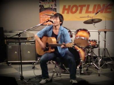 島村楽器 奈良店 HOTLINE2011 ライブ バンド 達郎