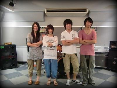 島村楽器 奈良店 HOTLINE2011 ライブ バンド Paranoia