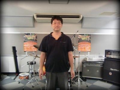 島村楽器 奈良店 HOTLINE2011 ライブ バンド 岡孝明