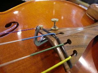 チタニウムアジャスター バイオリン