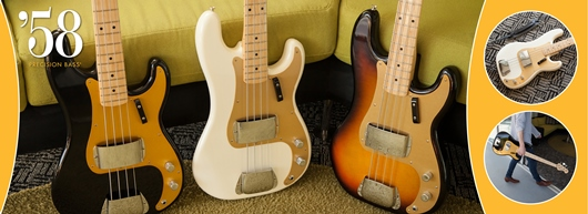 American Vintage '58 Precision Bass®