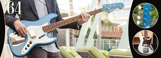 American Vintage '64 Jazz Bass®