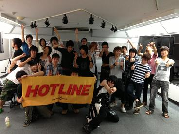 HOTLINE第二回奈良店大会