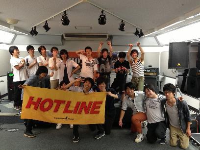 HOTLINE2013 第三回奈良店大会