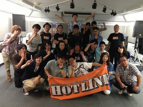 HOTLINE2013第五回奈良店大会