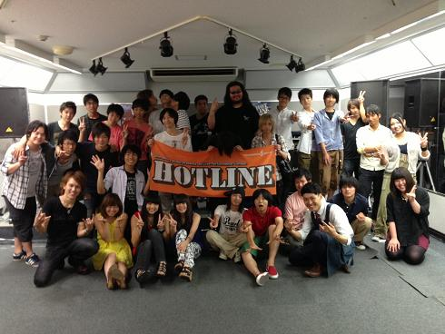 HOTLINE2013 第6回奈良店大会