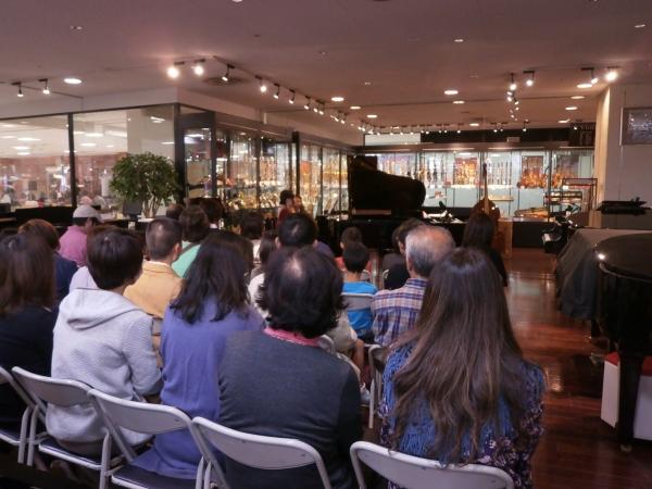 島村楽器奈良店 ピアノ イベント