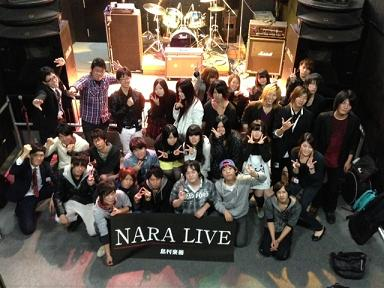 NARA LIVE ~ナラライブ~ Vol.38 @ZICO STUDIO
