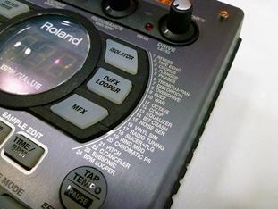 Roland SP 404 SX Effect