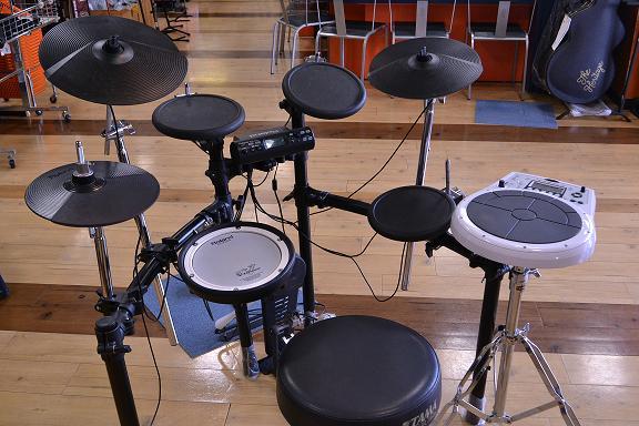 電子ドラムですが・・・・