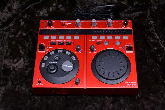 Pioneer / EFX-500R