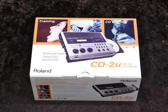 Roland / CD-2u