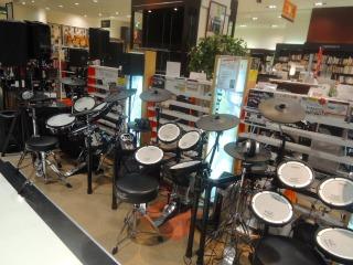 ローランド電子ドラムセミナー