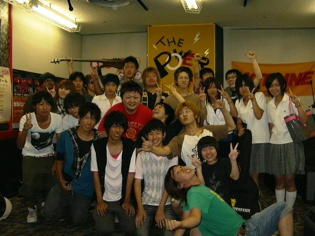 7/19 ホットライン姫路店ライブ