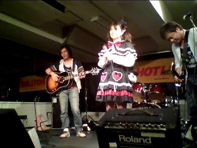 島村楽器神戸三宮-HOTLINE2011-そらいろ楽団