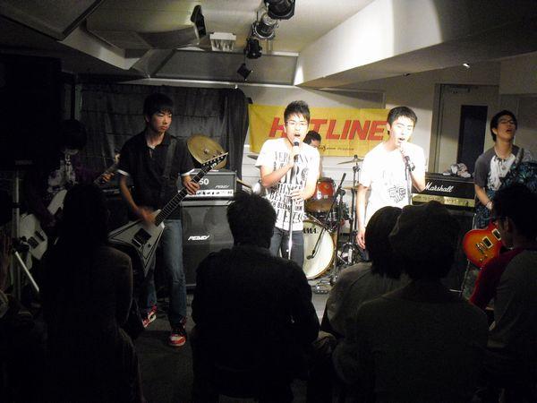 バンド画像