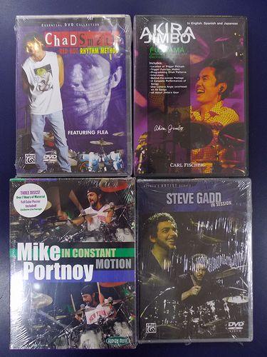CHAD SMITH/JIMBO AKIRA/MIKE PORTNOY/STEVE GADD