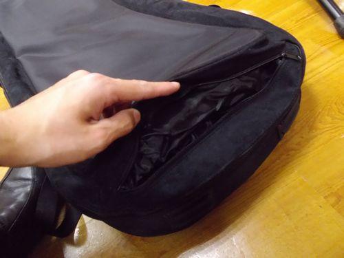 Hiddenポケット
