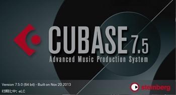 CUBASE7.5セミナー