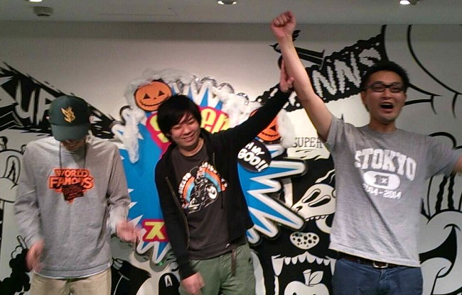 New Trick DJ Battle 2014 関西予選決勝