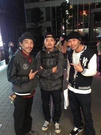 TOYODA STYLE/DJ HI-C/DJ 威蔵