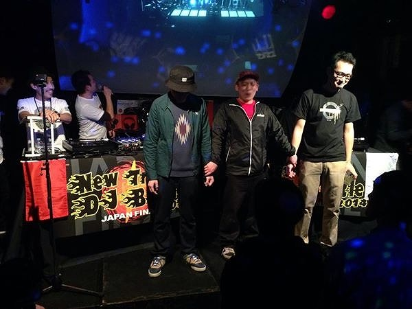New Trick DJ Battle 2014 3位決定戦!