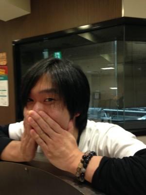 「えー、何聞くのー?」な川田先生