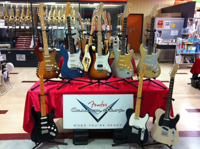 Fender Custom Shop1