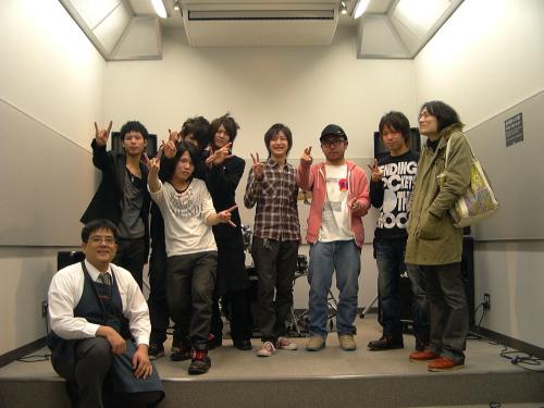 へたバンSTUDIO LIVE