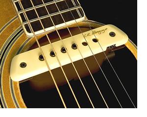 アコースティックギターピックアップ