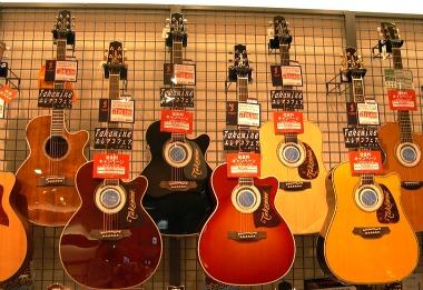 タカミネエレアコフェアアコースティックギター島村楽器