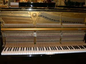 ピアノ構造