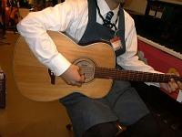 初心者のためのアコースティックギターセミナー開催!