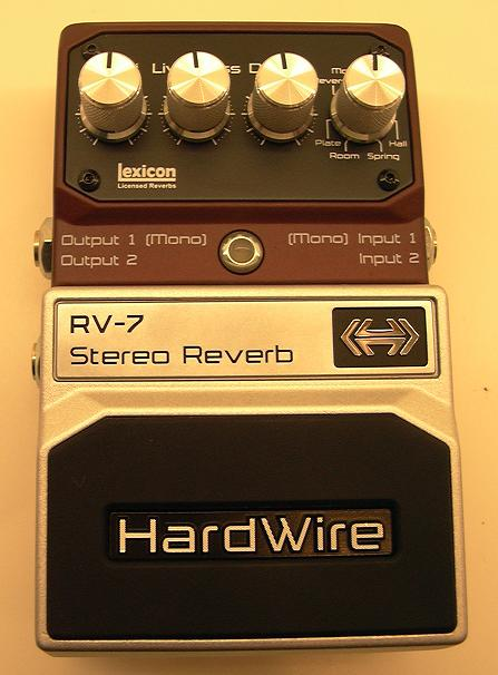 Hard Wire RV-7l