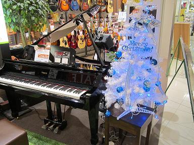当店のクリスマスツリー