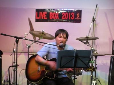LIVEBOX2013_廣戸俊介_20130421