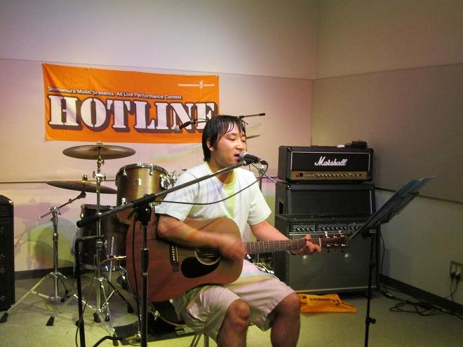 HOTLINE2013 廣戸俊介さん
