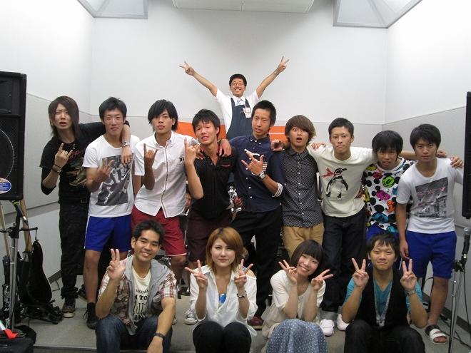 HOTLINE2013 8月25日ショップオーディション