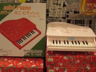 カワイ ミニピアノ p25 ¥5,775
