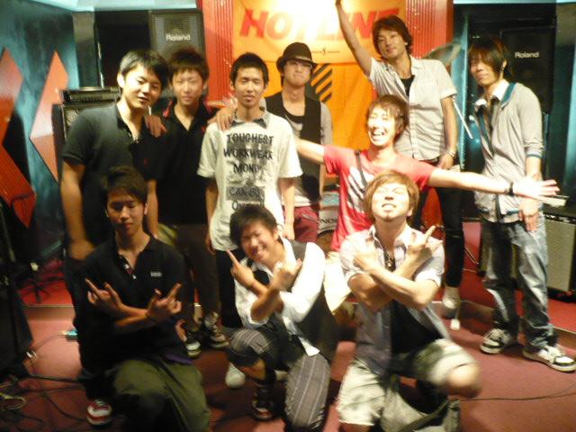 Bigsusbrothers&SHEIK&青柳 諒